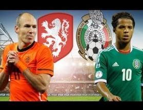 تقديم شامل لمباراة : هولندا - المكسيك
