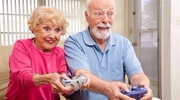 ألعاب الكمبيوتر ثلاثية الأبعاد تحمي من الزهايمر