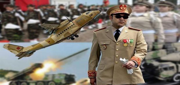 الجيش المغربي ثالث أقوى وأضخم الجيوش العربية حسب آخر التقارير