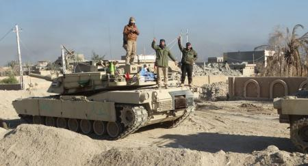 مقتل 13 عنصرا من تنظيم  داعش  في قصف جوي غرب الأنبار