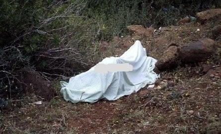 نتيجة بحث الصور عن صور جثه بين الزرع