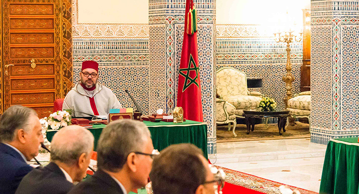 الملك يترأس أول مجلس وزاري لسنة 2018، فهل ينهي حالة البلوكاج السياسي؟