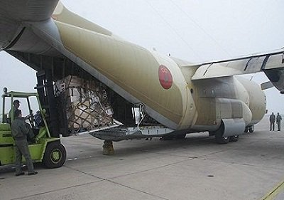 """تنفيذا للتعليمات الملكية.. مساعدات إنسانية عاجلة إلى مدغشقر التي ضربها إعصار """"إيفا"""""""