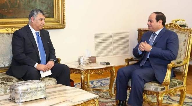 السيسي يقيل رئيس جهاز المخابرات العامة بعد فضيحة التسريبات