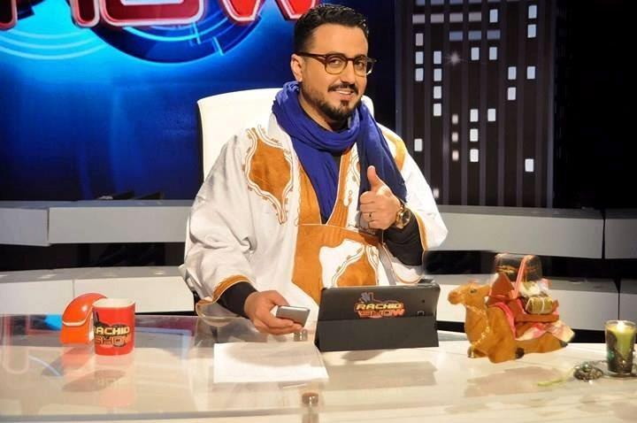 بالصور : عرس صحراوي خالص بـ  رشيد شو   تتويجا لعودة المغرب إلى الاتحاد الإفريقي