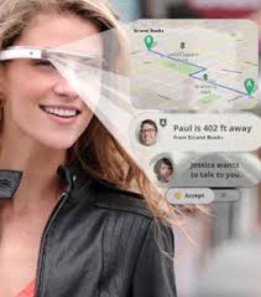 """مخاوف أمريكية جديدة بشأن نظارات """"جوجل"""""""
