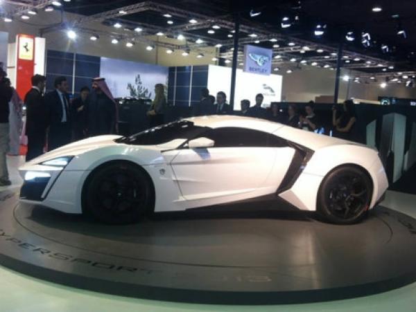 نجل أمير قطر أول مشترٍ لأغلى سيارة في العالم