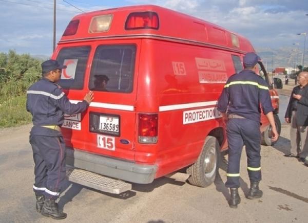 حادثة سير مميتة على الطريق السريع الرابطة بين أكادير ومراكش