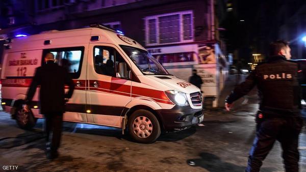 عاجل : تركيا تهتز على وقع هجوم إرهابي على ملهى ليلي و هذه هي الحصيلة الأولية
