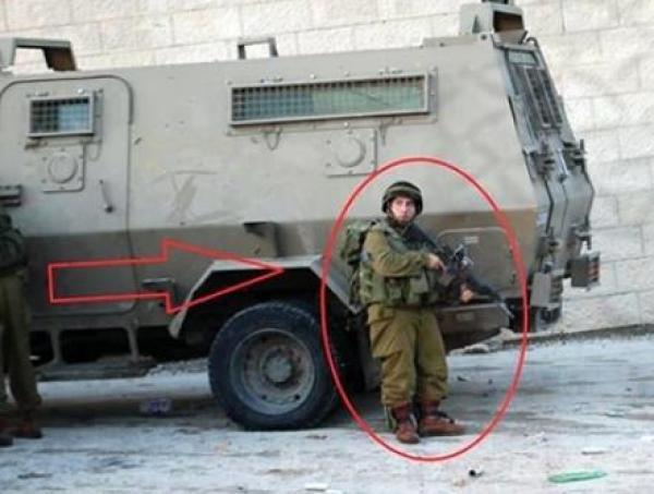 تعليقات ساخرة تلاحق أقصر جندي إسرائيلي