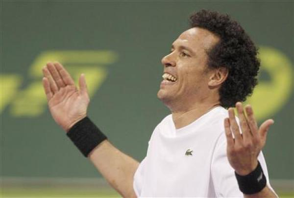 يونس العيناوي في تل أبيب لتكوين لاعبي تنس إسرائيليين