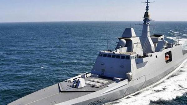 بارجة سيدي إفني في طريقها إلى المغرب لتعزيز أسطول القوات البحرية الملكية