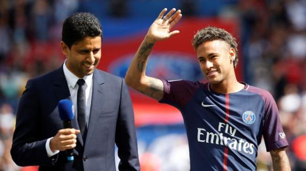 بعد صفقتي نيمار و مبابي..الاتحاد الأوروبي لكرة القدم يفتح تحقيقا مع نادي باريس سان جرمان