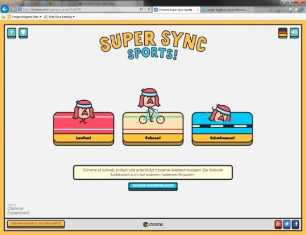 جوجل تطلق لعبة جماعية للحواسب والأجهزة الذكية عبر متصفح كروم