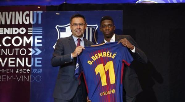 تعرف على أرقام ريال مدريد وبرشلونة في سوق الانتقالات