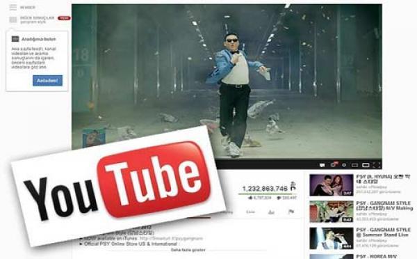 """يوتيوب يكسب ثمانية ملايين دولار من أغنية """"ساي"""""""