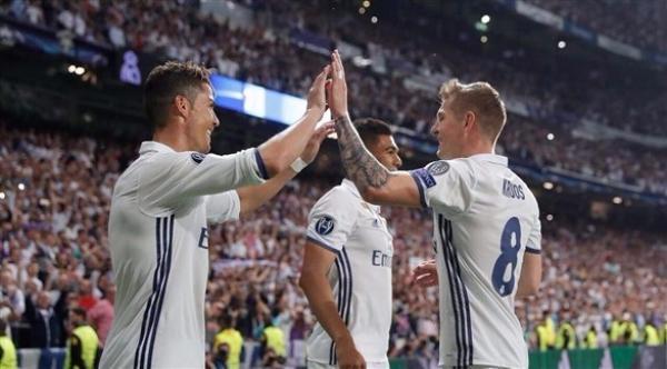 رقم غريب في مباراة ريال مدريد وأتلتيكو