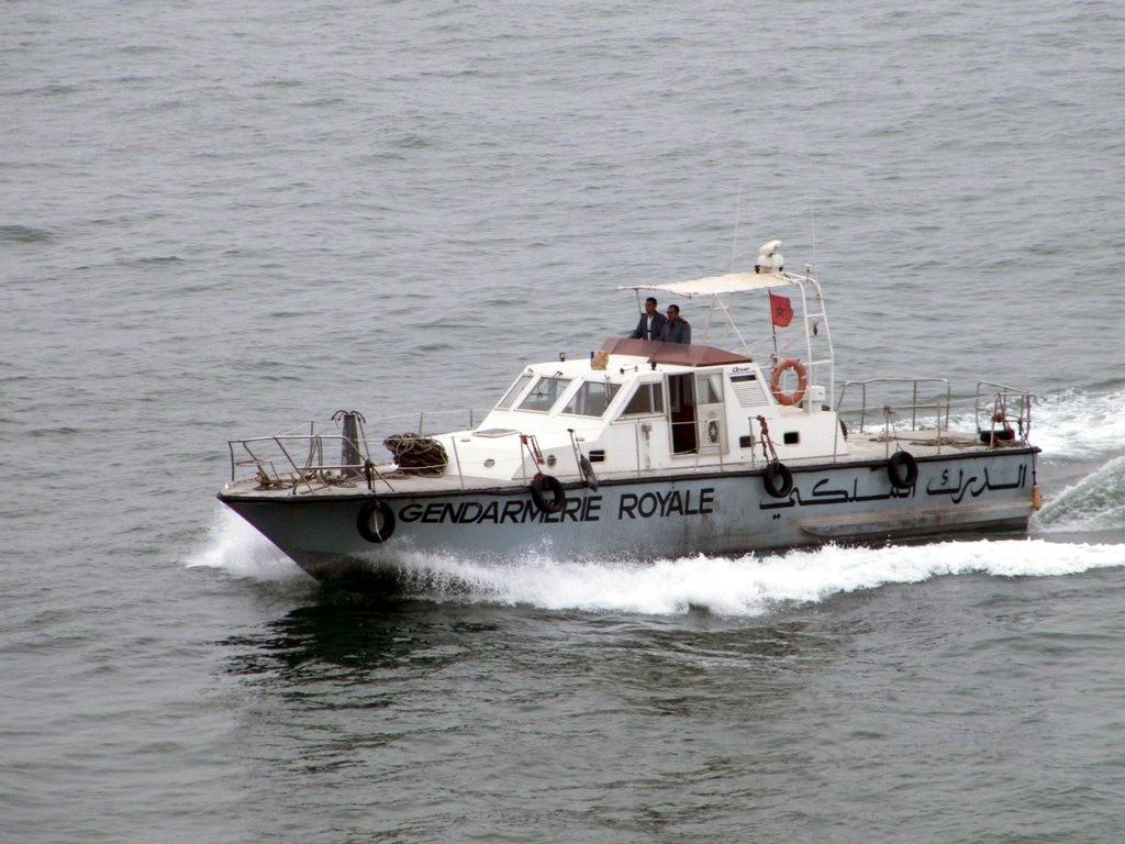 Groupement Maritime Gendarmerie Royale (GMGR) __847164606