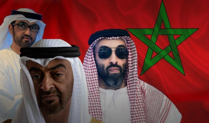 العثماني  يقصف الإمارات ويوجه اتهامات مباشرة لها بتمويل حملات تستهدف المغرب