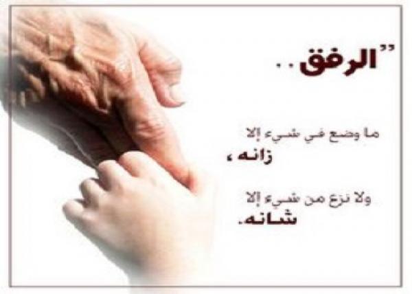 thumbnail.php?file=13124620131113697_904587468 خلق الرفق في حياة النبي صلى الله عليه وسلم   المزيد