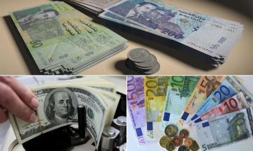 هكذا تطور سعر الدرهم مقابل الدولار والأورو في الأيام الأخيرة