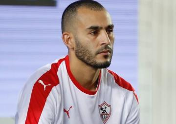 مفاجأة غير متوقعة من مدرب الزمالك للمهاجم المغربي خالد بوطيب!