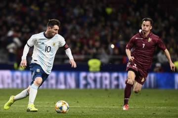 الصحافة الأرجنتينية تفضح سرا بخصوص غياب ميسي عن مباراة المغرب