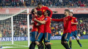 إسبانيا تجتاز النرويج بثنائية في تصفيات يورو 2020