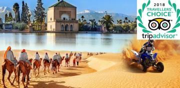 ثلاث مدن مغربية  ضمن أفضل الوجهات السياحية في أفريقيا حسب موقع